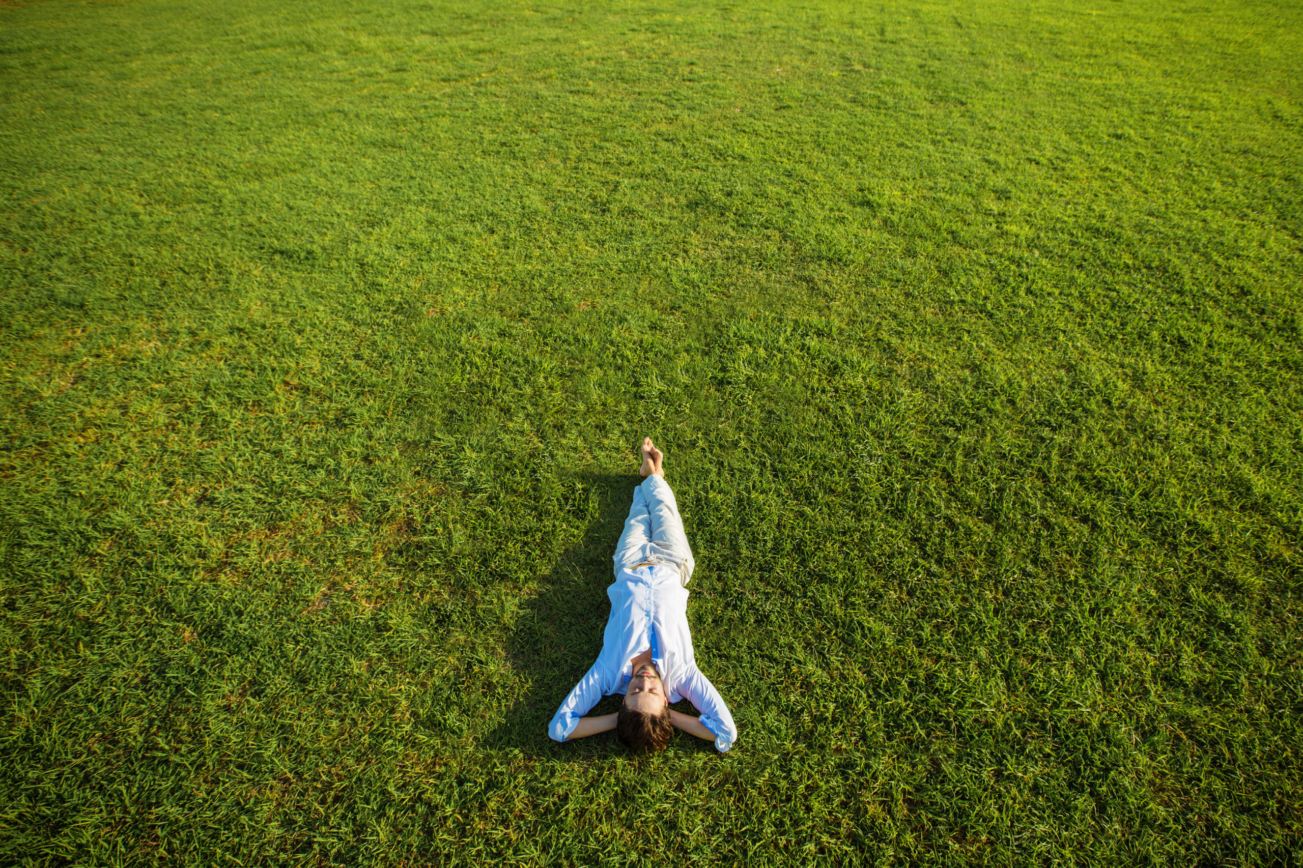 Entspannungsübung: Finde Dein inneres Gleichgewicht